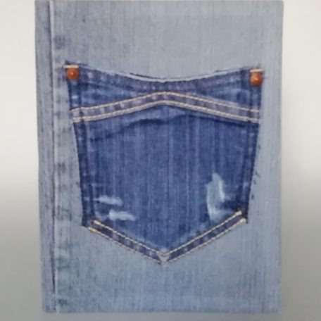 cahier jeans
